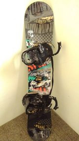 snowboard 147cm set  jacket trousers goggle and travel bags in Okinawa, Japan