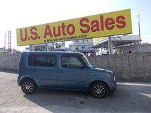 2007 NISSAN CUBE 3 in Okinawa, Japan