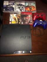 PS3 + Games in Lakenheath, UK