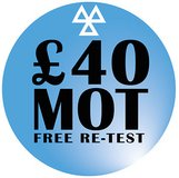 M.O.T. ONLY £40 in Lakenheath, UK