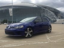2015 VW Golf R AWD Leather/DCC/Nav LOADED in Ramstein, Germany