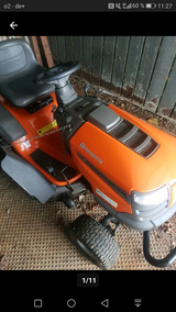 Husqvarna TS 238 Riding Mover in Baumholder, GE