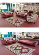 Floormodel Sale Radison Sofa Bed Set 3-2-1 in Spangdahlem, Germany