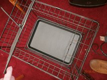 Dog / animal wire Cage / Crate/ bed for a small / medium size pet [ PACKS FLAT ] in Lakenheath, UK