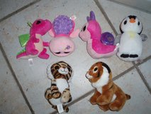 Lot of 6 Ty Beanie Boos in Stuttgart, GE