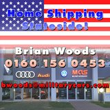 Home Shipping Stateside in Wiesbaden, GE