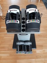 Powerblock U70 Adjustable Dumbbells in Stuttgart, GE