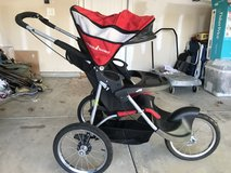 Baby trend expedition running jogging stroller in Camp Lejeune, North Carolina