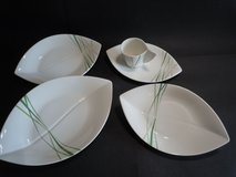 China place setting  - oval in Ramstein, Germany