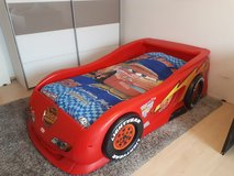 Little Tikes Lightning McQueen Twin Bed in Stuttgart, GE