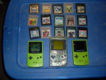gameboys and 17 games in Fort Knox, Kentucky