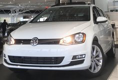 VW *DISCOUNTED* US Spec NEW Golf in Spangdahlem, Germany
