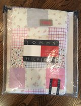 NEW- TOMMY HILFIGER, TWIN COVERLET in Chicago, Illinois