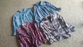 Womens button up shirts in Cleveland, Texas