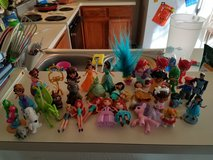 toy figurines in Spring, Texas