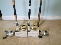 Shimano Rods and Reels in Byron, Georgia