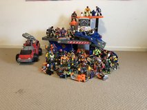Rescue heroes lot in Naperville, Illinois