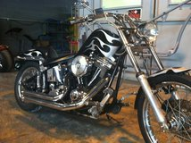 Custom 1995 Harley Davidson Softail FXSTC (Softtail, soft tail) in Fort Bragg, North Carolina