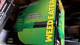 New in Box Electric Blower Weed Eater Brand in Naperville, Illinois
