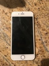 iPhone 6s White/Gold 16gb AT&T in Houston, Texas