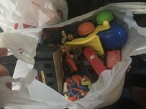 Lots of baby toys in Spring, Texas