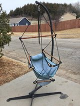 Hammock chair in Fort Riley, Kansas