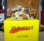 Yumoshi Fishing Reel in Fort Polk, Louisiana