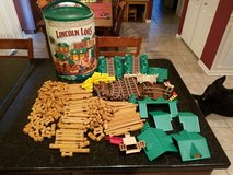 Lincoln Log Woodland Express Set 281 Pieces in Sandwich, Illinois