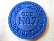 Jack Daniels Poker Chips in Lockport, Illinois