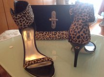 GUESS Shoes and clutch bag in Hohenfels, Germany