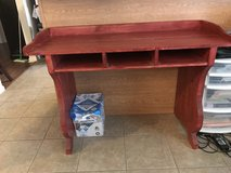 Handcrafted desk in Fort Leonard Wood, Missouri