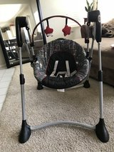 Graco Swing By Me 2-in-1 Portable Swing in Camp Pendleton, California