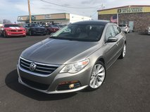2012 VOLKSWAGEN CC LUX 4D SEDAN 4-Cyl, TURBO, 2.0 LITER in Fort Campbell, Kentucky