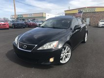 2007 LEXUS IS IS 250 4D SEDAN V6 2.5 LITER in Fort Campbell, Kentucky