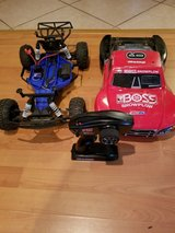 Traxxas Slash 2wd with LCG chassis in Lawton, Oklahoma