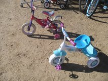*** Bicycle + Tricycle   *** in Yucca Valley, California