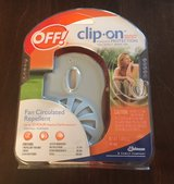 Off! Mosquito Repellent Clip-On in Joliet, Illinois