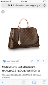 LOUIS VUITTON MONTAIGNE GM in The Woodlands, Texas