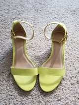 Woman's Old Navy Neon Wedges in Camp Lejeune, North Carolina