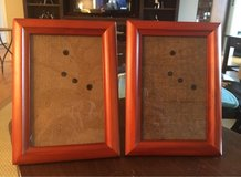 2 Wooden Frames in Aurora, Illinois
