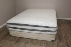12-Inch Gel Memory Foam & Innerspring Mattress - Classic Brands in Tomball, Texas