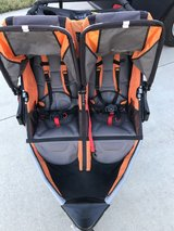 Like-New Bob Revolution SE Duallie Stroller in Camp Pendleton, California