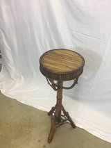 Bamboo Side Table in 29 Palms, California