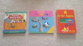 Peek-a-boo flap and slide books in Wheaton, Illinois