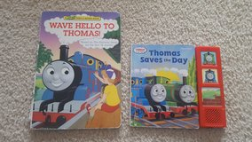 Thomas the Train books in Wheaton, Illinois