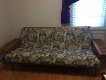 Futon in DeKalb, Illinois