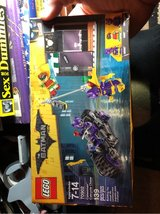 LEGO Batman Movie Catwoman Catcycle Chase 70902 in Kingwood, Texas