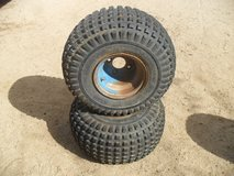 %%  Atv Rims + Tires  %% in 29 Palms, California