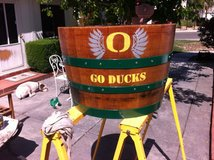 EAGLES Wine Barrel Cooler in Sacramento, California