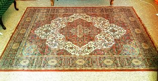 Persian Rug in El Paso, Texas